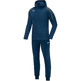 JAKO tracksuit Polyester Classico with hood