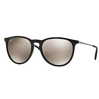 Erika de Ray-Ban Color Mix negro gafas de sol Gunmetal RB4171-601/5A-54
