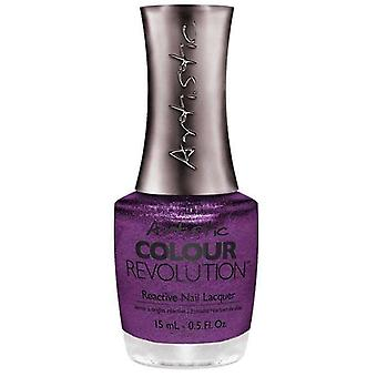 Artistic Colour Revolution Professional Reactive Hybrid Nail Lacquers - Ive Been Goodish 15ml (23000052)