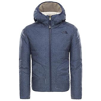 The North Face Montague Blue Girls Reversible Perrito Jacket