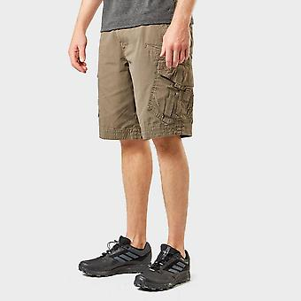 Nuevo Fox Hombres Slambozo Cargo Shorts Marrón