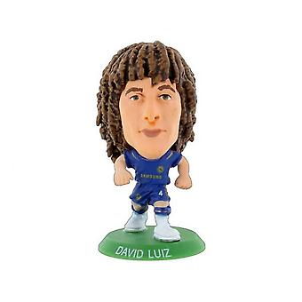 Chelsea FC David Luiz hem kit 2018 till 2019 Soccerstarz