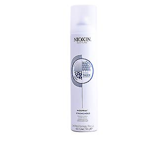 NIOXIN 3d Niospray Strong Styling halten 400 Ml Unisex