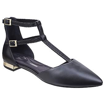 Rockport Womens Adelyn T Strap Shoe Black