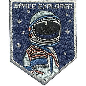 Patch - C&D - Space Out - Space Explorer New Iron-On p-dsx-4822