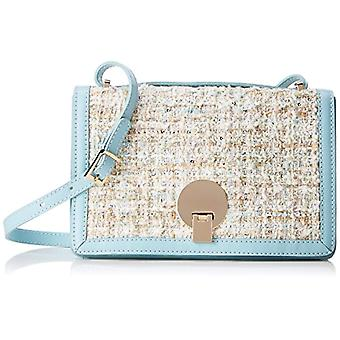 Chicca Bags 8647 Turquoise Women's shoulder bag (Marina) 25x16x8 cm (W x H x L)