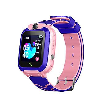 Q13 smartwatch for kids-pink