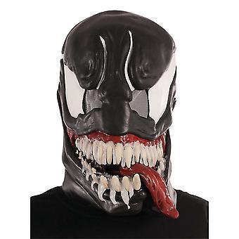 Venom Spiderman Deluxe kostume 3/4 maske
