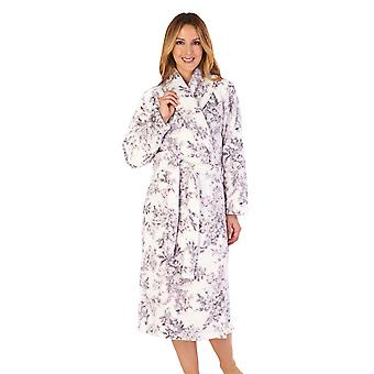 Slenderella HC4313 Mujeres's Housecoats Floral Robe