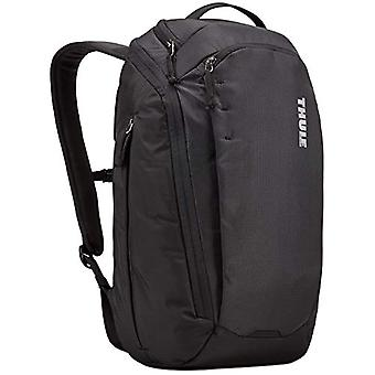 Thule EnRoute 23L Nylon Backpack - for 15.6&apos Laptop; and a 10&apos Tablet; - Black