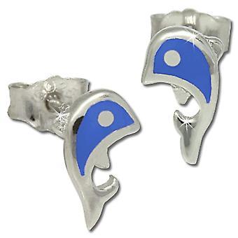 Teenie Weenie SDO212B - Pure silver earrings 925 - baby