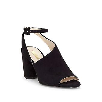 Louise Et Cie Womens Kyvie Leather Open Toe Casual Ankle Strap Sandals