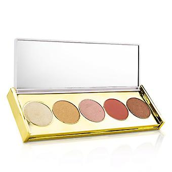 Winky Lux Custom Eyes Shadow Palette - # Bellini (5x Eyeshadow) 10g/0.35oz