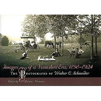 Immagini di un'epoca scomparsa, 1898-1924: le fotografie di Walter C. Schneider