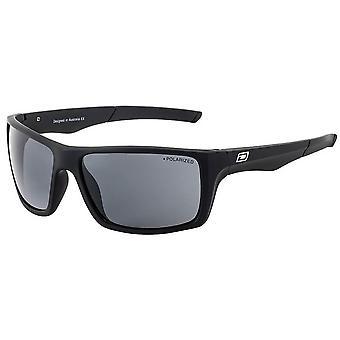 Dirty Dog Primp Satin Sunglasses - Black/Grey