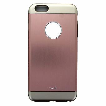 Moshi iGlaze Armour Metallic Case for iPhone 6 Plus 6S Plus - Golden Rose