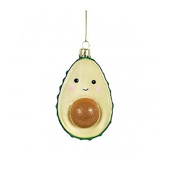 Sass and Belle Novelty Avocado Bauble