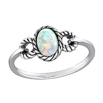Ovale - argento 925 gioiello anelli - W31461X