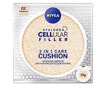 NIVEA Hyaluron celular Filler 3in1 îngrijire pernă #02-mediu 15 gr pentru femei