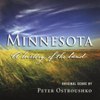 Peter Ostroushko - Minnesota: A History of the Land [Original Score] [CD] USA import