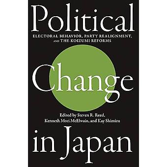 Political Change in Japan - Electoral Behavior - Party Realignment - a