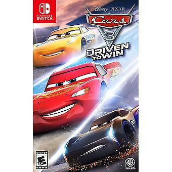 Voitures 3: Driven to Win (Nintendo Switch)