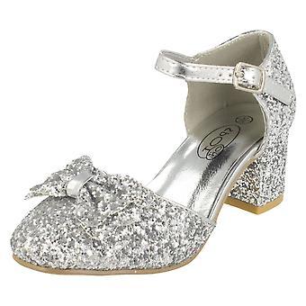 Flickor fläck på glitter Party skor H3081