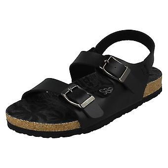 Boys JCDees Buckle Strap Sandals N0059