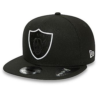 New Era 9Fifty Snapback Cap - OUTLINE Oakland Raiders