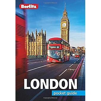 Berlitz Pocket Guide London Travel Guide with Dictionary