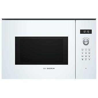 Microwave with Grill BOSCH BEL554MW0 25 L LED 1450W White