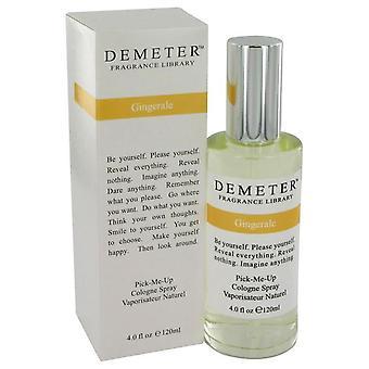 Demeter gingerale Cologne spray Demeter 426400 120 ml