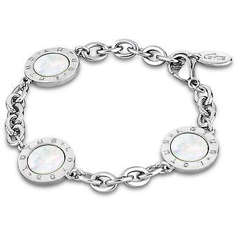 Bracelet privileges LS1752-2-1 - plate embossing wife Pearl Bracelet