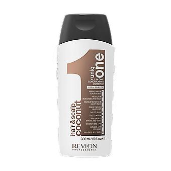 Revlon Uniq One ​​All In One 300ml Shampooing Coconut