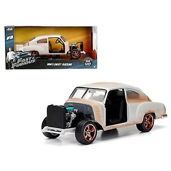 Dom\'s Chevrolet Fleetline \Fast & Furious\ F8 Movie 1/24 Diecast Model Car  by Jada