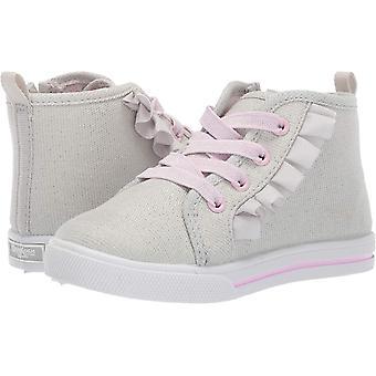 Niños OshKosh B'Gosh Girls Tazanna Low Top Lace Up Fashion Sneaker