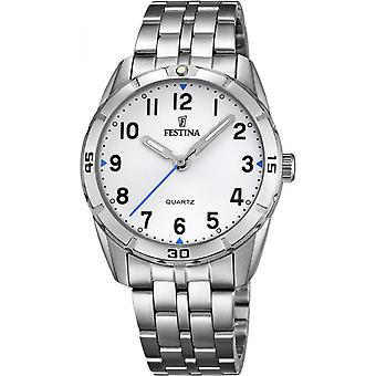 Watch FESTINA Junior F16907-1 - mesh steel Junior watch