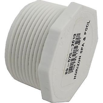 """LASCO 450-015 1.5 """". mies Pipe Thread Plug"""