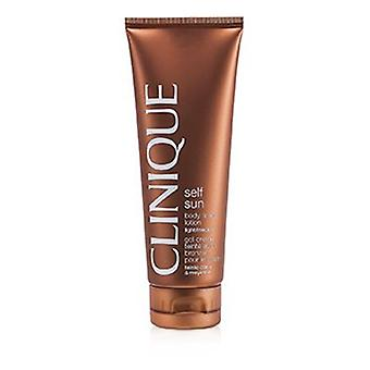 Clinique Self-sun Body Gettinted Lotion - Leicht / Medium 125ml/4.2oz