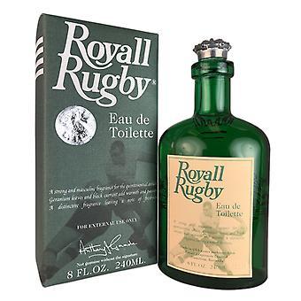 Royal rugby for men by royal fragrances eau de toilette 8 oz splash