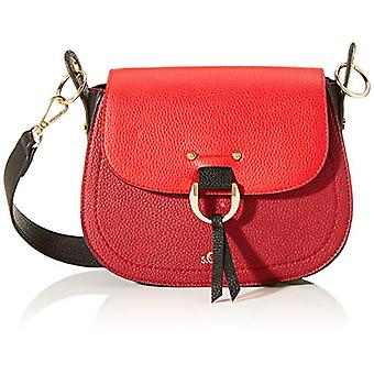 s.Oliver (Bags) 39.911.94.2094 Women's Shoulder BagRed (Red) 10x17x24.5 Centimeters (B x H x T)