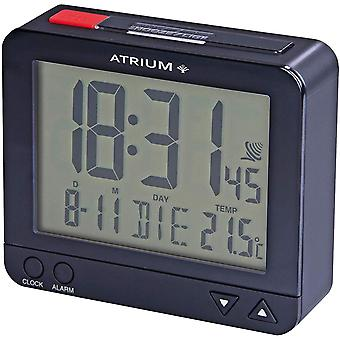 ATRIUM Alarm Clock Digital Wireless Alarm Clock A760-5 with Lighting Snooze Date Temperature