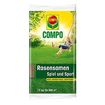 COMPO Lawn seeding Game and Sport, 8 kg