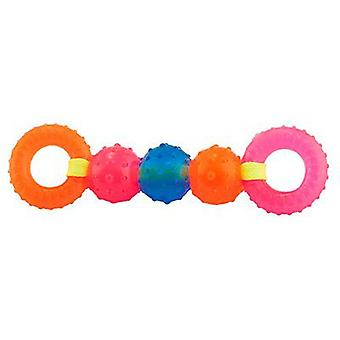 Nayeco Small dog toy balls and rings (Dogs , Toys & Sport , Chew Toys)