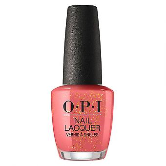 OPI Mexico City Nail Lacquer Collezione Mural Mural on The Wall
