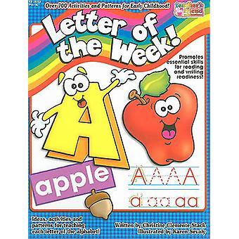 Letter of the Week! by Scholastic Teacher's Friend - 9780439504072 Bo
