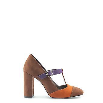 Made in Italia Original Women Fall/Winter Pumps & Heels - Brown Color 28984
