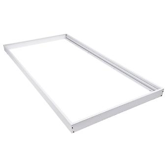 Surface Mounting Bracket Frame for 600x600, 300x1200, 600x1200 LED Panel Light