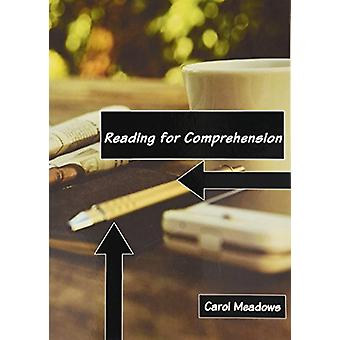 Reading for Comprehension by Carol Meadows - 9781842854204 Book