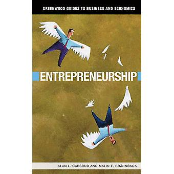 Entrepreneurship by Carsrud & Alan